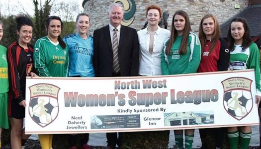 Picture special: North West Women's Super League is launched