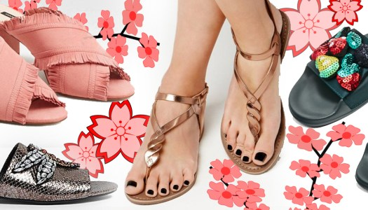 Shoes to put that spring in your step!
