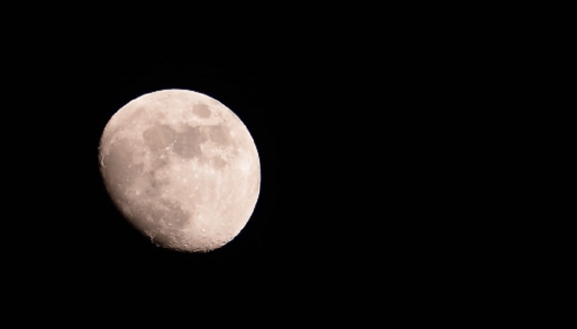 Watch: Local photographer records spectacular footage of the moon