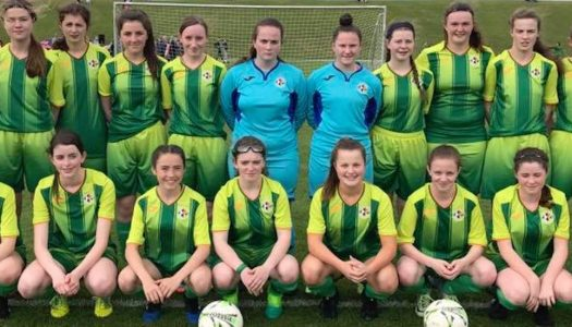 Donegal Women's League squads enjoy fine Gaynor Cup weekends