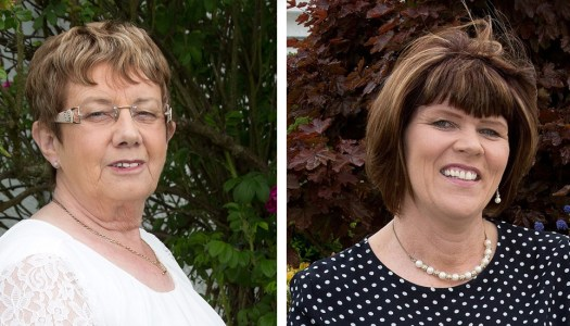 Meet the two marvellous mammies up for a national award