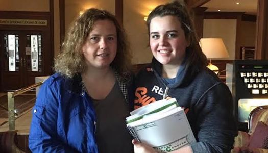 Girl power: Boyle sisters to be only all-female crew in Donegal Rally