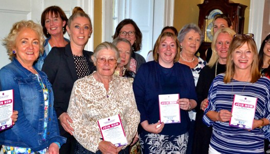 Communicate and connect for success with Donegal Women in Business