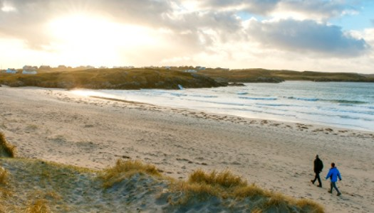 Looking for a stunning seaside stroll? Here is Donegal's No. 1 spot