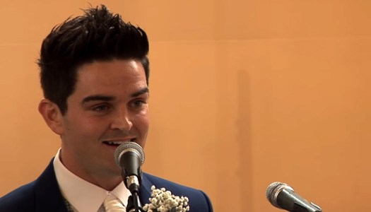 WATCH: This Donegal groom's serenade will give you goosebumps