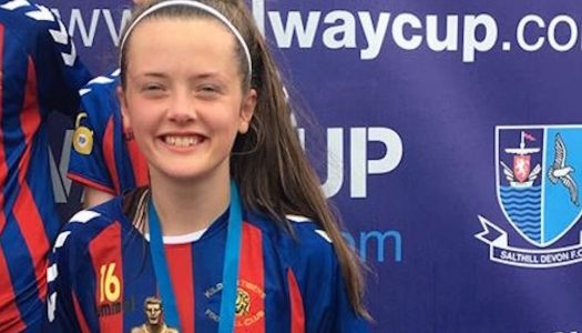 It was a 'sweet 16' as soccer ace Tyler Toland makes history at Galway Cup