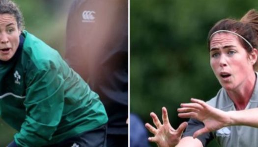 Donegal duo named in Irish team to face Australia at Women's Rugby World Cup