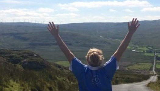 Despair motivates woman to take on extreme Donegal challenge