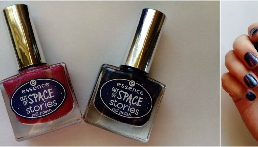 Review: Essence's holographic nail polish range is out of this world