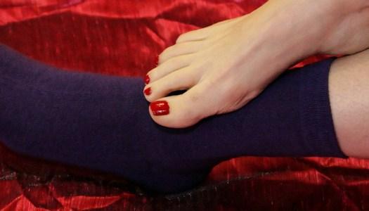 Woman's Words: A sock's destiny
