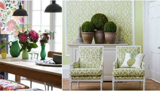 Part One: How to quickly and easily update a room!