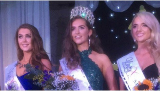 Donegal teen crowned Miss Ireland!