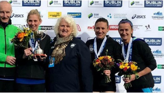 Letterkenny Olympian is the fifth woman across finish line at Dublin Marathon