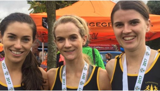 Donegal athletes secure silver at Road Relay Championships