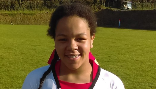 Teen rugby talent Mya retains Ulster place for crucial game