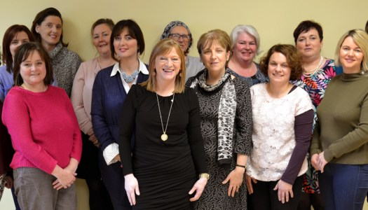 Empowered Donegal mammies begin a new life chapter