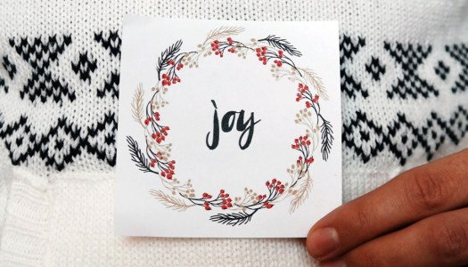 Here's a lovely way to bring joy to people alone this Christmas