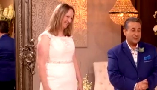 You might spot a familiar face on tonight's 'Say Yes to the Dress'