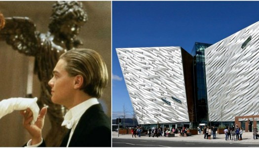 People named Rose and Jack will get a free pass to the Belfast Titanic Experience