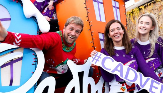 A chocolate Christmas parade is about to roll through Donegal