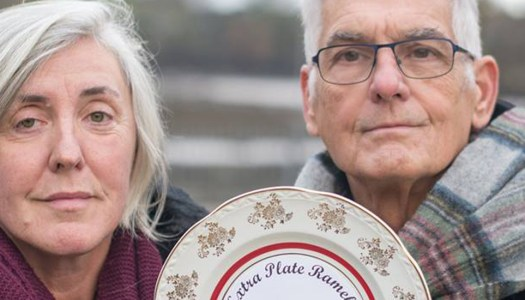 How one couple will serve an extra helping of goodwill this Christmas
