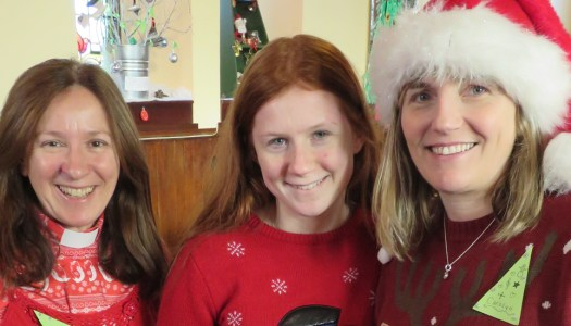 Rockin' around Christmas Trees for a great cause
