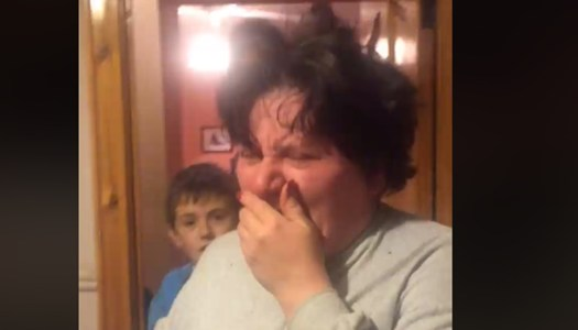 WATCH: A Donegal mammy had the sweetest homecoming reaction