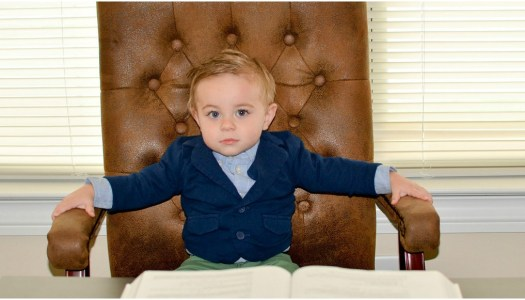 Thoroughly Modern Mammy – childish traits or life skills?