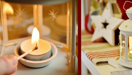Alternative ways to turn your home into a winter wonderland