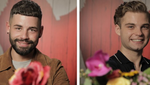 Everyone is cheering on this history-making couple in tonight's First Dates