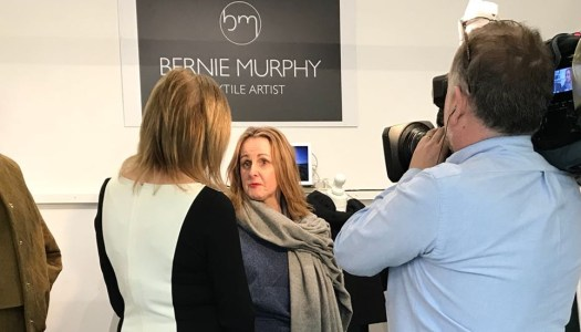 Buncrana designer Bernie Murphy enjoys Showcase success