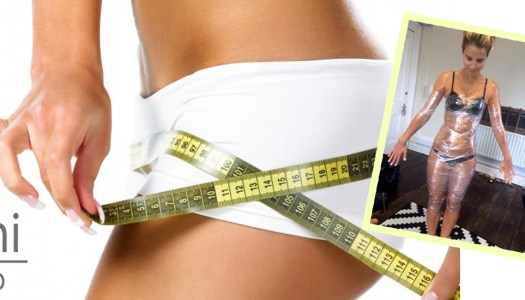 Want to lose a few inches? It's a wrap!