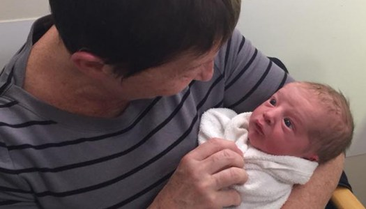 Big Daniel, Wee Daniel: Majella reveals name of newborn grandson