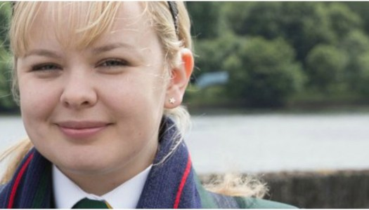 Derry Girls star's disastrous introduction to Toto revealed in hilarious behind-the-scenes snap