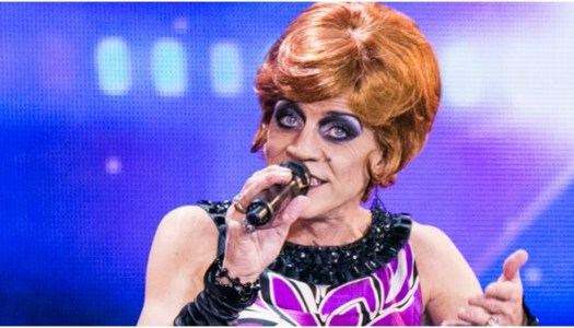 Donegal drag queen wows crowd on Ireland's Got Talent!