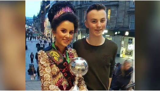 Donegal siblings score highly in prestigious dance competition