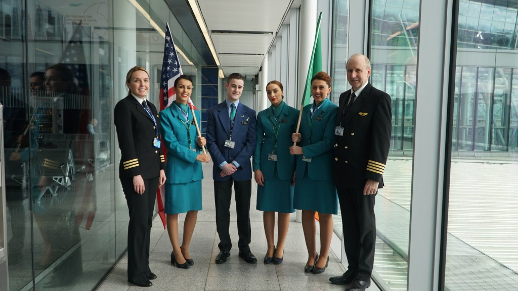 Aer Lingus launches direct flights to Philadelphia - here we come