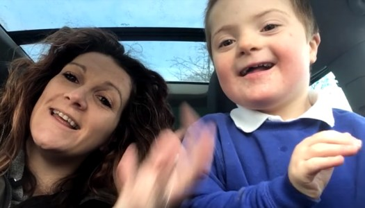 WATCH: This beautiful Down Syndrome video is just so full of love