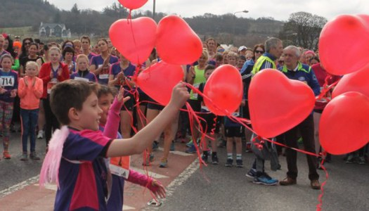 Women of Donegal step up to raise €5,130 for Donegal Hospice