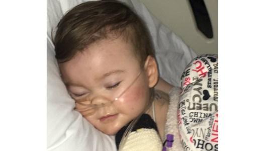 Heartbreak as UK toddler Alfie Evans dies