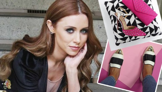 Una Healy's debut shoe collection prices are a dream
