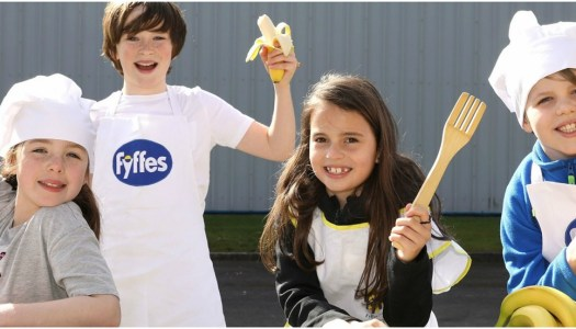Fyffes 'apeel' for recipes in celebration of National Banana Day!