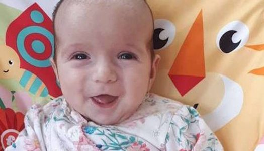 Meet Heidi – the Donegal baby given a 'zero per cent' chance