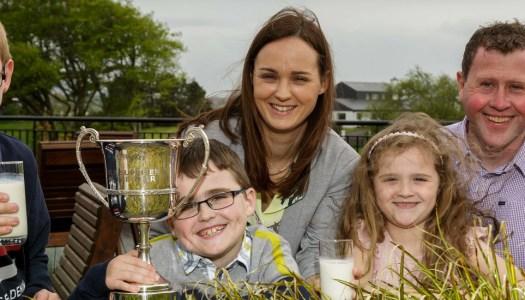 Farmer Lorna is first woman to win top Milk Quality Award