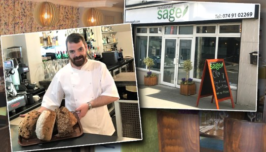 Yum! All invited to Restaurant Sage's delicious new menu launch