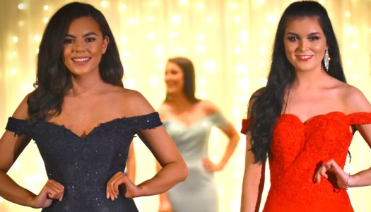 Events: Sporting super styles at the St. Eunan's Minor Girls Fashion Show