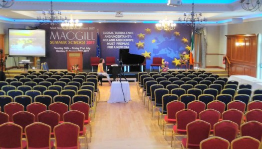 MacGill adds more female panellists and topics for better equality