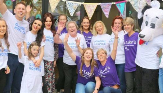 Hairdressers' charity day raises a 'happy' €4,000!