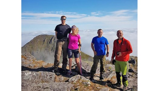 We did it! – Nikki Bradley on the highs and lows of the 4 Peaks