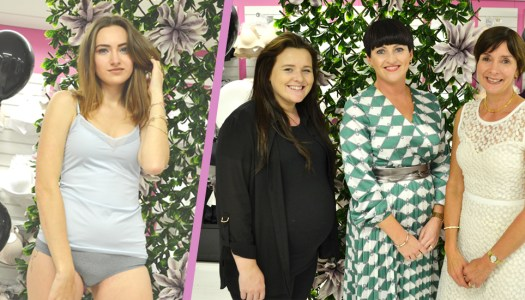 Events: A sneak peek at 'S by Sloggi' lingerie in McElhinneys